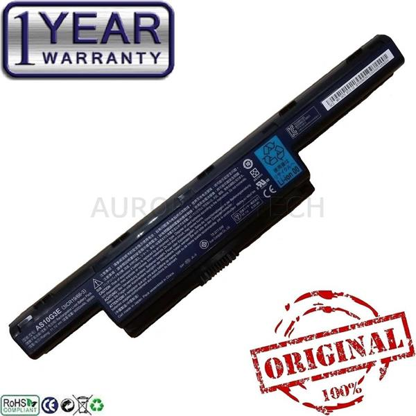 Original Acer TravelMate 6495 6595 7740 8472 8473 8572 97Wh Battery