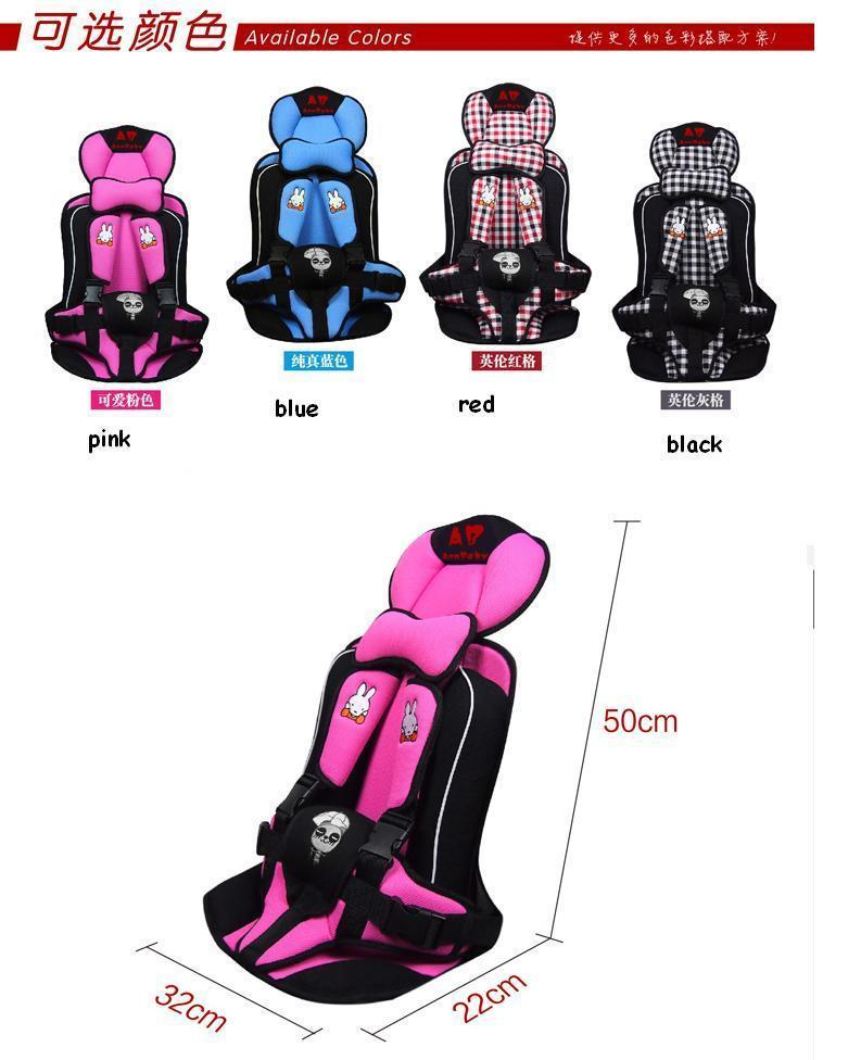 Original Annbaby Baby Child Kid Safety Car Seat Car Cushion