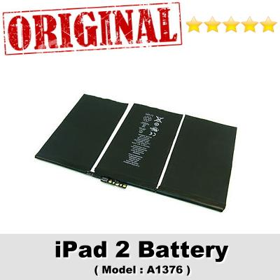 Original Apple iPad 2 Battery Model A1376 Internal Battery 1 Year WRT