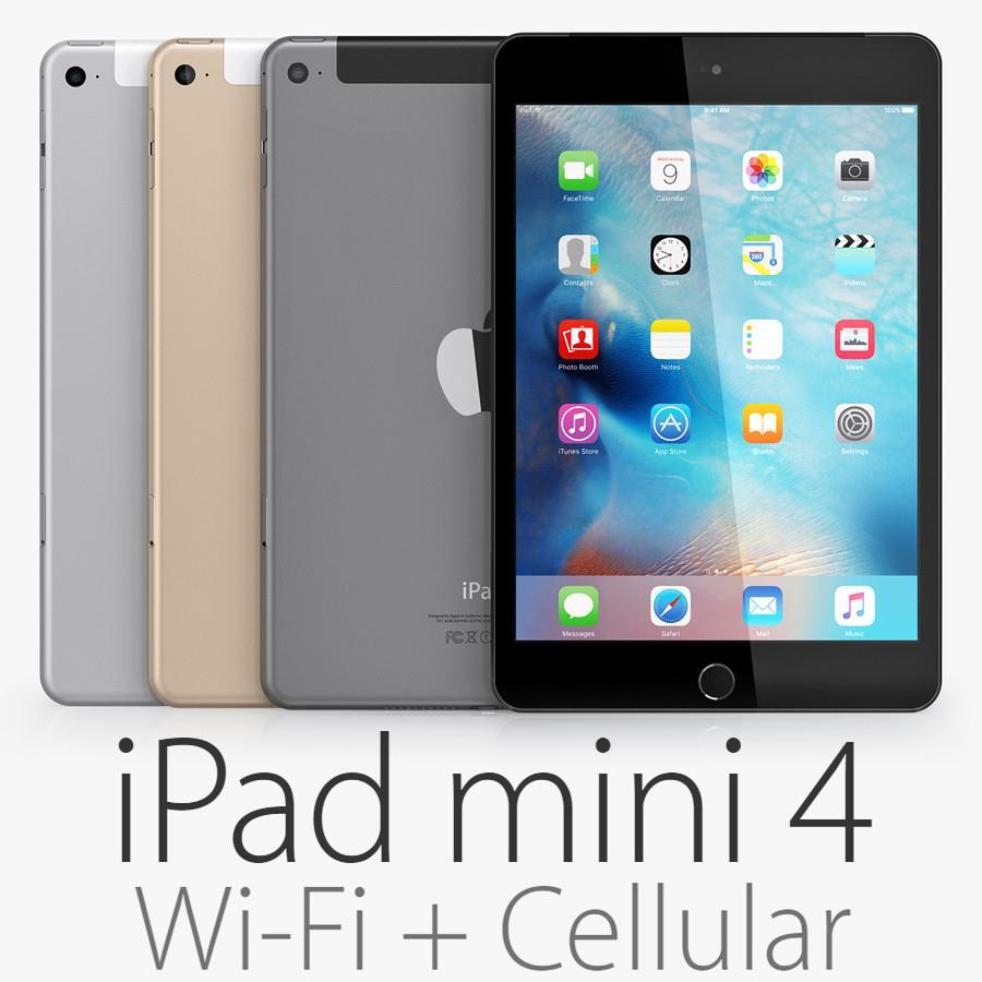 (ORIGINAL) Apple iPad Mini 4 4G LTE (end 7/31/2018 12:41 AM)