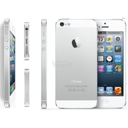 Original APPLE iPhone 5 16GB Black   White New IMPORTED Seal Pack 4f4f759918
