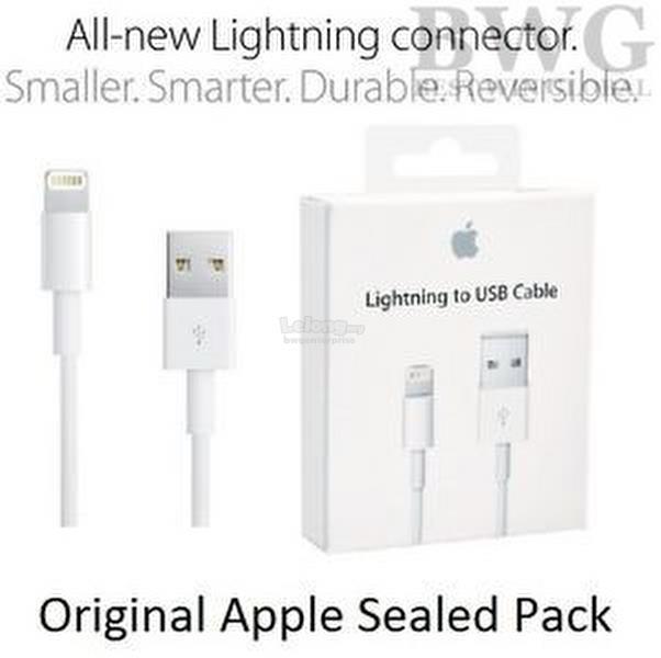 Iphone 5s Lightning Cable Original: ORIGINAL Apple iPhone 5/5s/6/6 Plus (end 9/26/2018 11:15 AM)rh:lelong.com.my,Design