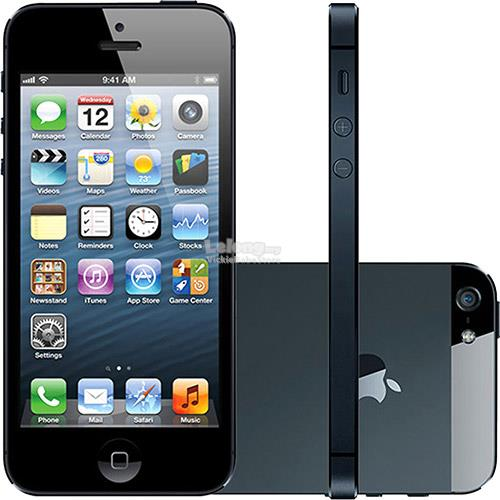 Original APPLE iPhone 5 64GB Black   White New IMPORTED Seal Pack 1a0e7685c0