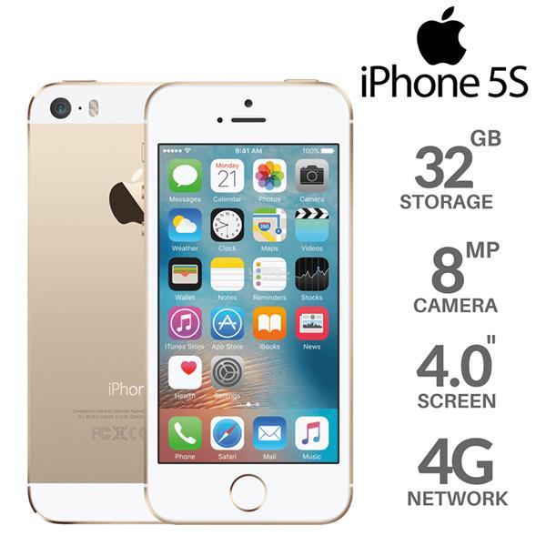 Original Apple iPhone 5S 32GB Silver (end 2 14 2020 3 15 PM) 1ad65668af