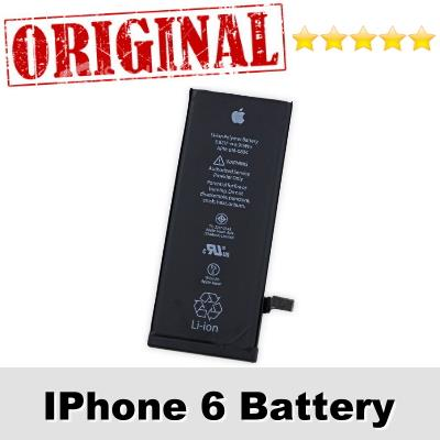 Original Apple iPhone 6 Battery 3.8V Li-Ion 1810mAh 1 Year Warranty