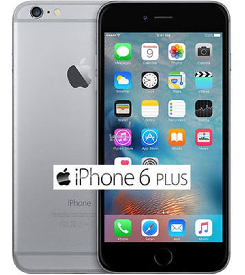 original apple iphone 6 plus 128gb end 5 14 2020 11 15 pm. Black Bedroom Furniture Sets. Home Design Ideas