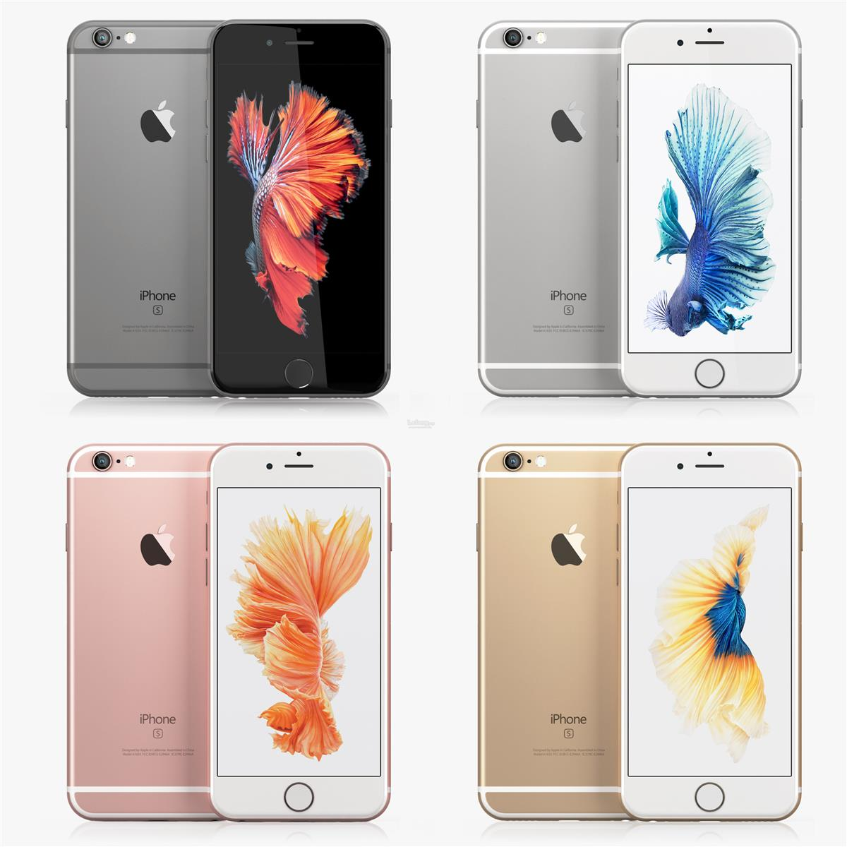 original apple iphone 6s 16gb 64gb 1 end 5 14 2018 2 15 am. Black Bedroom Furniture Sets. Home Design Ideas