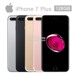 Original Apple iPhone 7 Plus 128GB (USA) New Sealed Box + Free Gift