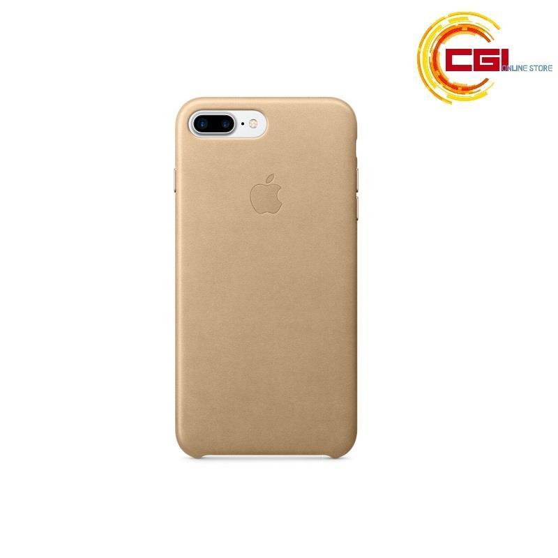 best sneakers 61705 92337 (Original) Apple iPhone 7 Plus Leather Case - Tan (MMYL2FE/A)