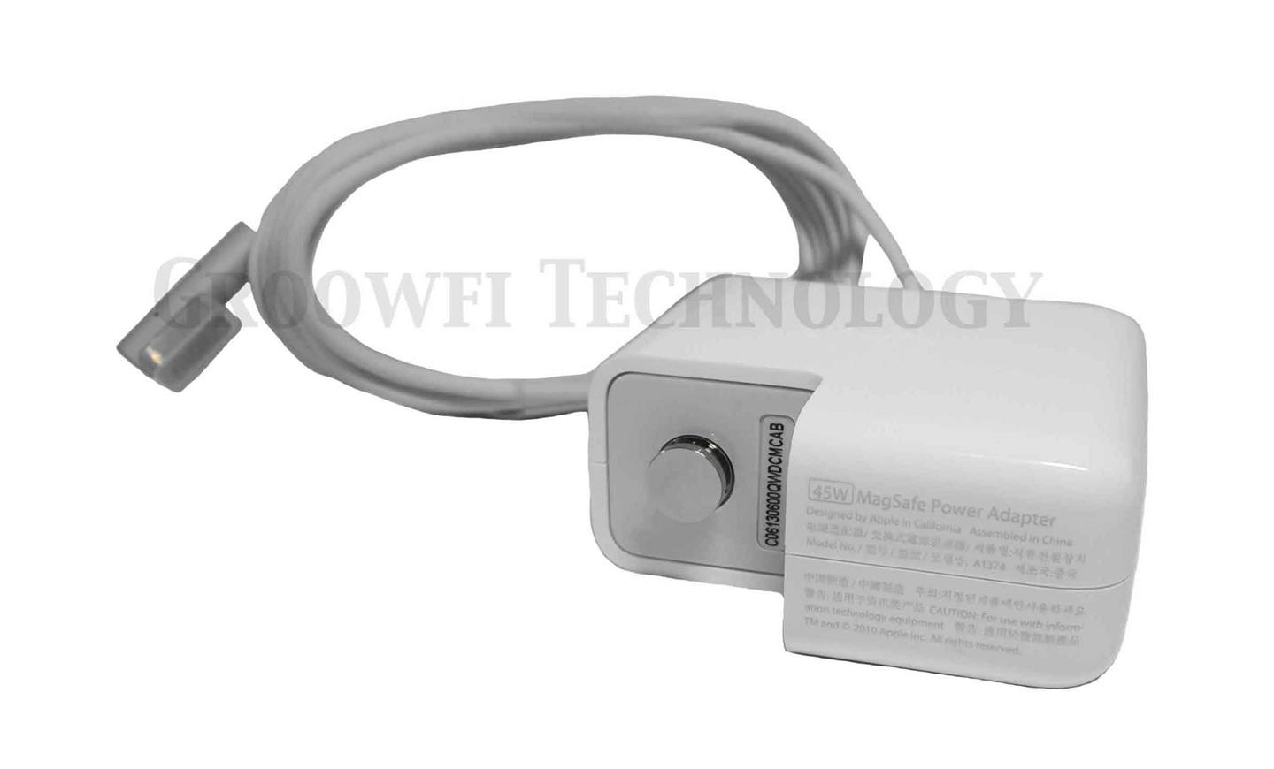 New Original Apple MacBook Air 45W MagSafe Power Adapter Charger