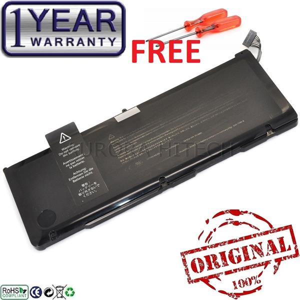 Original Apple MBP 17 MC725*/A MC725LL/A MD311LL/A MD311LL/A* Battery