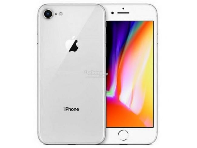 (ORIGINAL) APPLE WARRANTY Apple iPhone 8 256GB Silver
