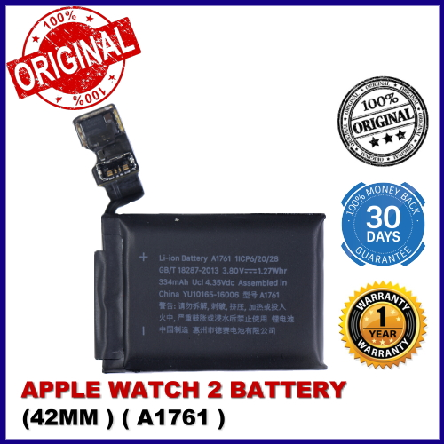 Original APPLE WATCH 2 (42MM)(A1761) Battery