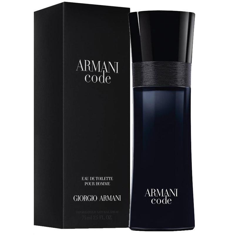 armani code 2019