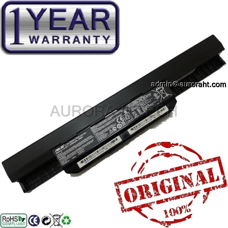 Original Asus K53 K53B K53F K53J K53S K53T K53U K53Z Laptop Battery