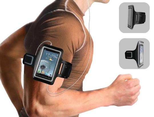 ORIGINAL AVANTREE AM001 Dual Fit Sports armband for 4'-5' Smartphone