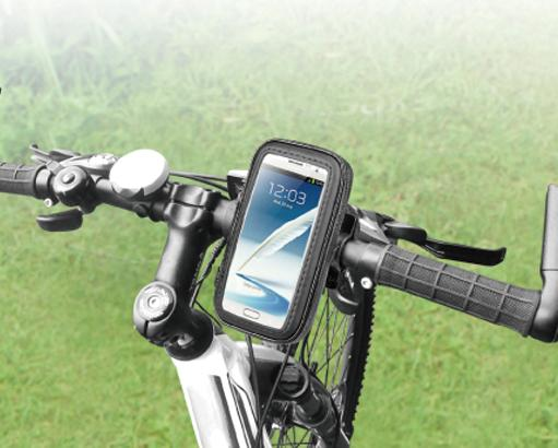 ORIGINAL AVANTREE Bike-B Water Resistant Bike Mount 4.2' to 5.6' Phone