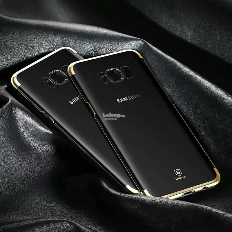 3f4659522e25 Original Baseus Glitter Case For Samsung Galaxy S7 Edge S8 S8+ S8 Plus. ‹ ›