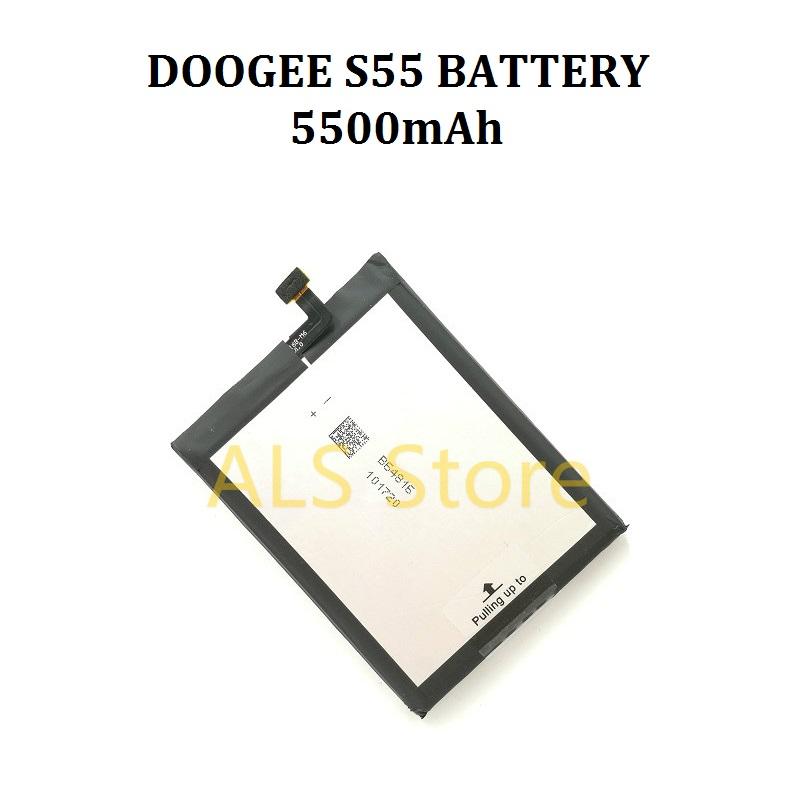 [ORIGINAL] Battery DOOGEE S55 - 5500mAh