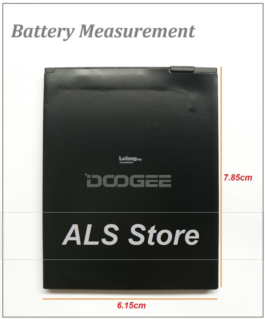 Original Battery DOOGEE X10 (BAT17603360)(3360mAh)