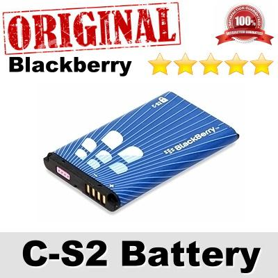 Original Blackberry C-S2 CS2 8700c Curve 8530 Battery 1Year WARRANTY