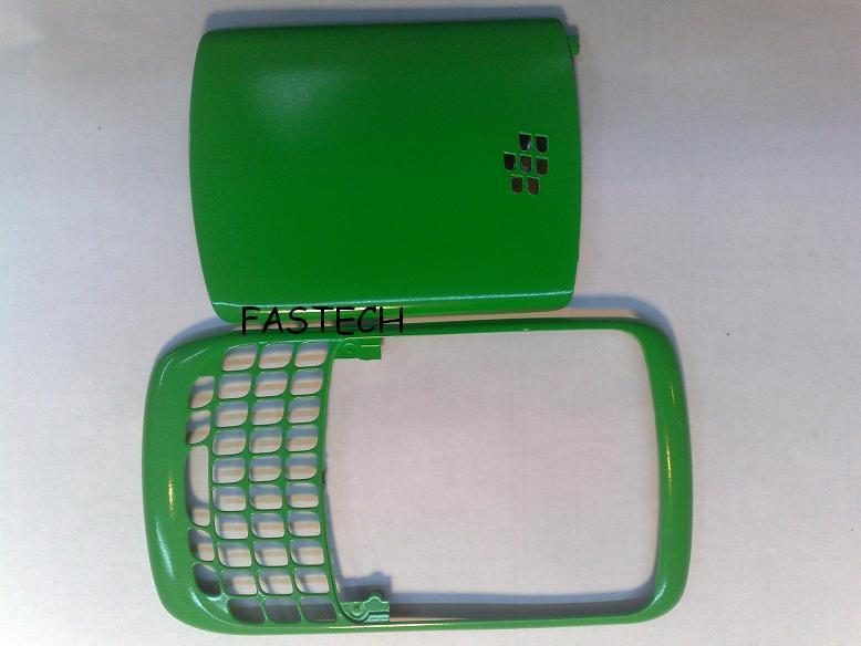 ORIGINAL BLACKBERRY CURVE 8520 MATT GREEN HOUSING