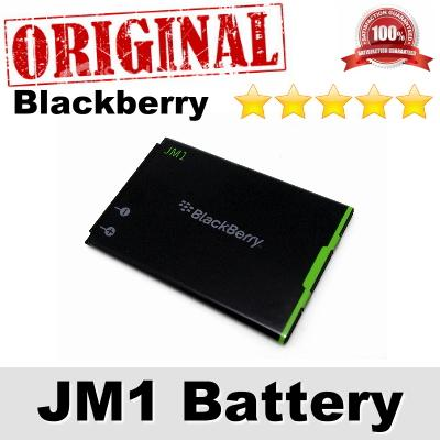 Original Blackberry JM1 J-M1 Bold 9900 Bold 9790 Battery 1Y WARRANTY