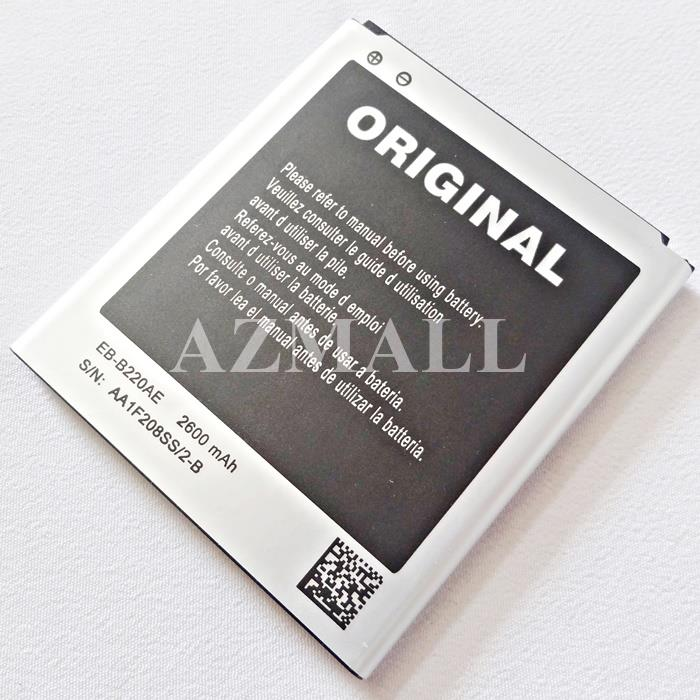 ORIGINAL Brand Battery EB-B220AC Samsung Galaxy Grand 2 G7102 G7105