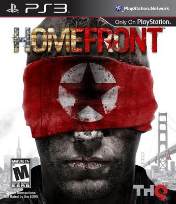 Original Brand New Sony PS3 Homefront Blu-Ray R3