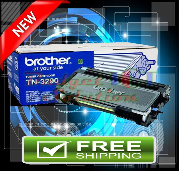ORIGINAL BROTHER TN-3290 Toner 5340 5350 5370 5380 8880 3290 8370