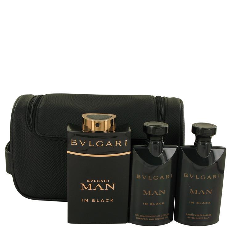 10466e62165 ORIGINAL Bvlgari Man In Black EDP 100ml Gift Set Perfume. ‹ ›
