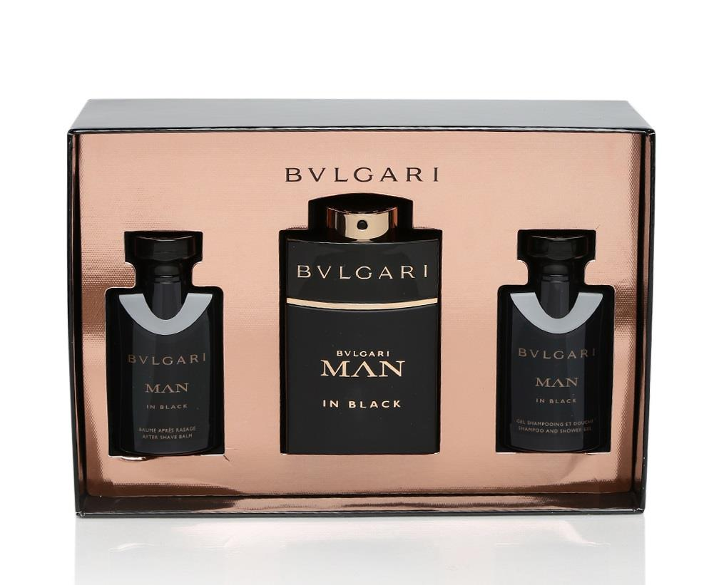 eeefee6d56 ORIGINAL Bvlgari Man In Black EDP 60ml Perfume Gift Set. ‹ ›