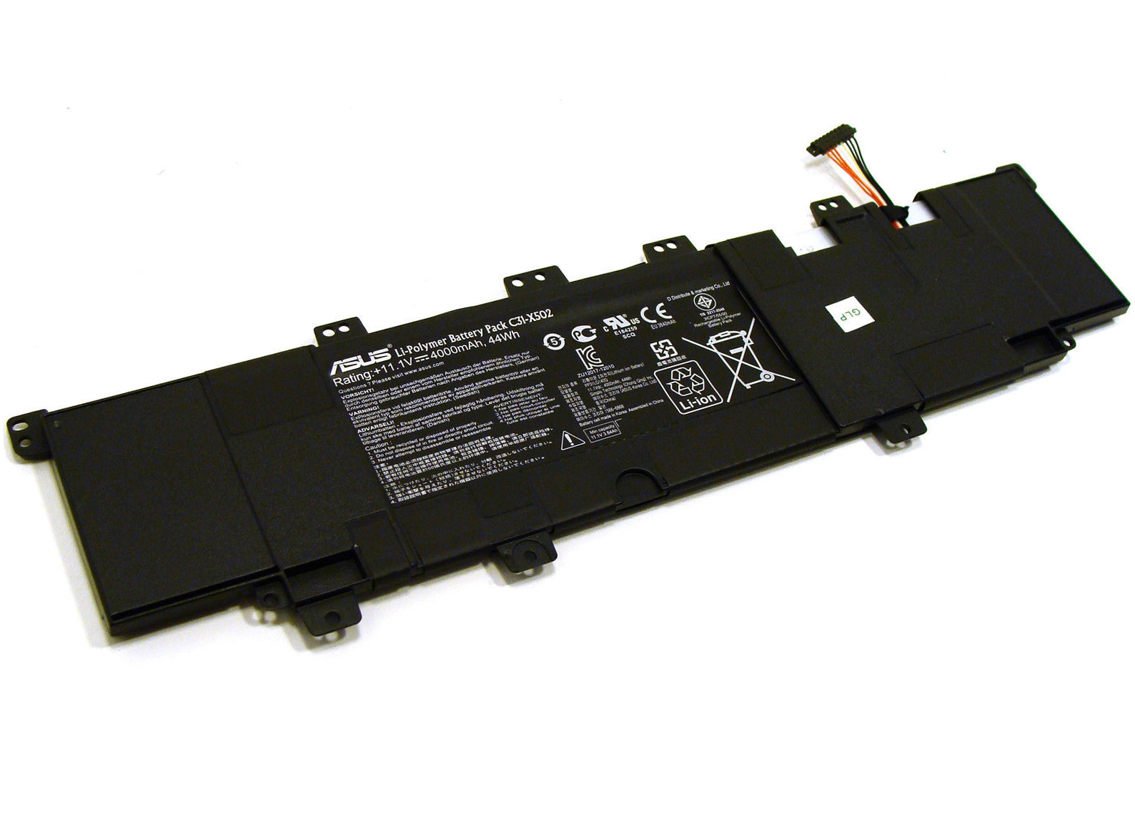 Original C31-X502 Asus X502CA Battery