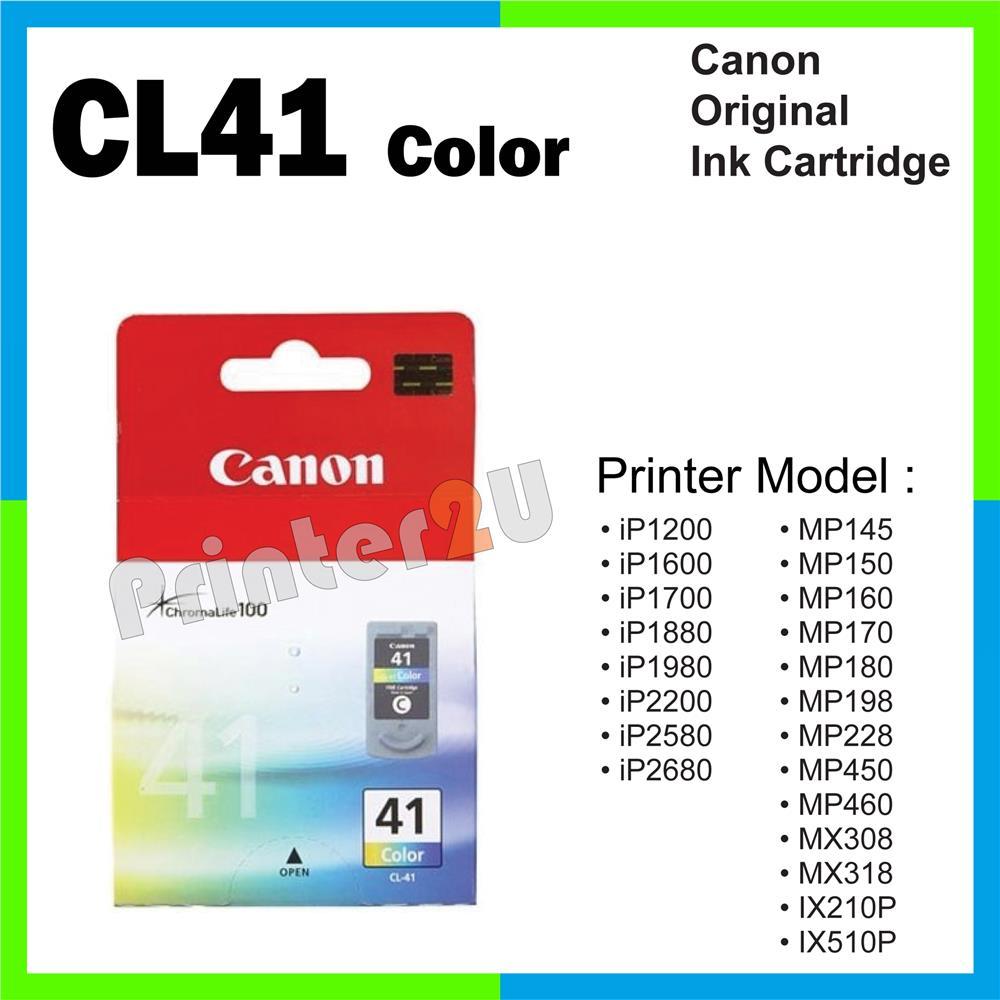 Canon Mp145 Compatible Cartridge Collections Photos Tinta 831 Original Cl41 Color Ip1600 Mp1 End 8 30 2018 2 09 Pm