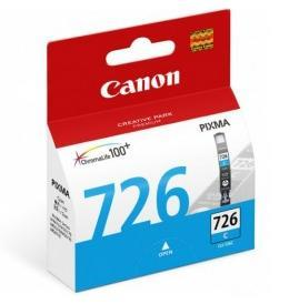 Original Canon CLI-726 Cyan Ink Cartridge ( CLI726 CLI 726 )