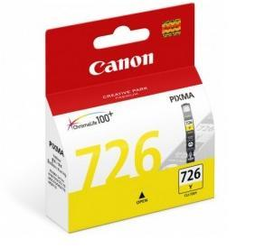 Original Canon CLI-726 Yellow Ink Cartridge ( CLI726 CLI 726 )