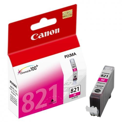 Original Canon CLI-821 Magenta Ink Cartridge Canon Pixma iP3680