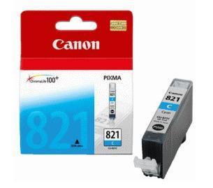 Original Canon CLI-821C Cyan Ink Cartridge ( CLI821C CLI 821 C )
