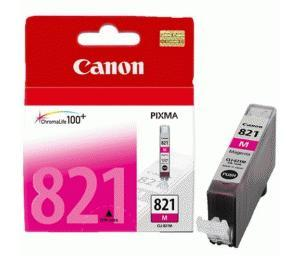 Original Canon CLI-821M Magenta Ink Cartridge ( CLI821M CLI 821 M )