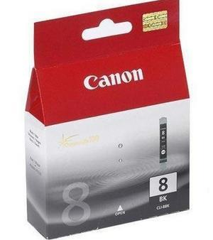Original Canon CLI-8BK Black Ink Cartridge ( CLI8BK )