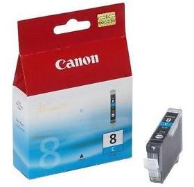 Original Canon CLI-8C Cyan Ink Cartridge ( CLI8C )
