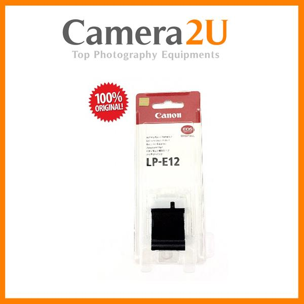 Original Canon LP-E12 LPE12 Battery for Canon EOS M100 M50 M M2 M10 10