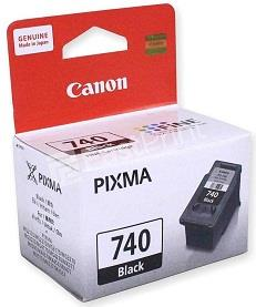 [ORIGINAL]CANON PG-740 BLACK INK CARTRIDGE