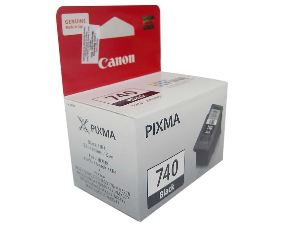Catridge Canon PG 740 Hitam