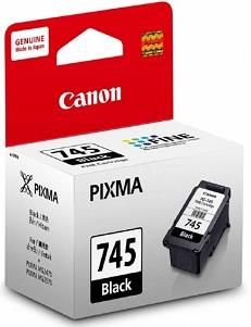 [ORIGINAL]CANON PG-745 BLACK INK CARTRIDGE