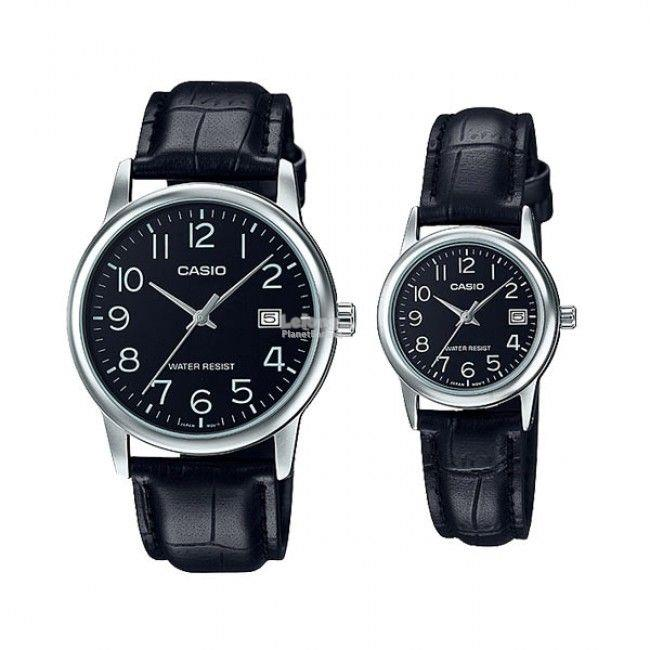 Original CASIO Couple Watch MTP-V002L & LTP-V002L