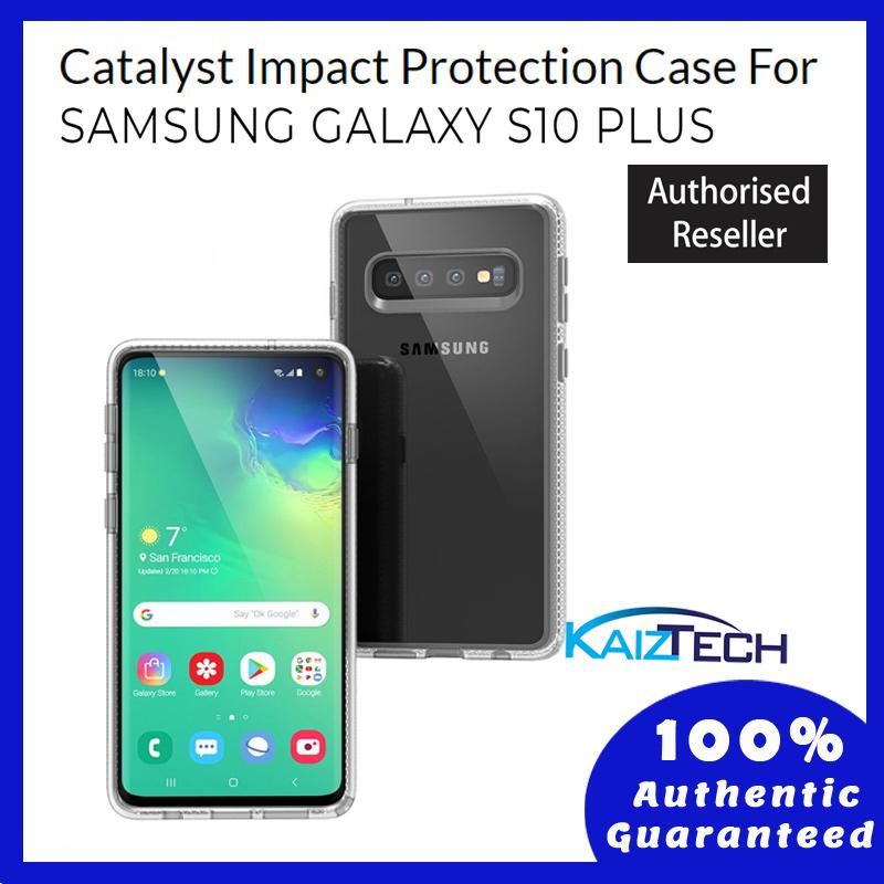 Original Catalyst Impact Protection Case For Samsung Galaxy S10+ S10 Plus - Cl
