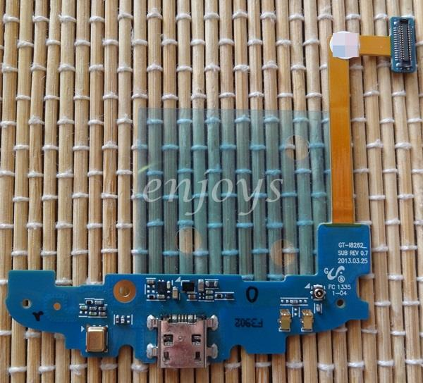 ORIGINAL Charging Data Port Ribbon Samsung Galaxy Core I8262 ~MIC