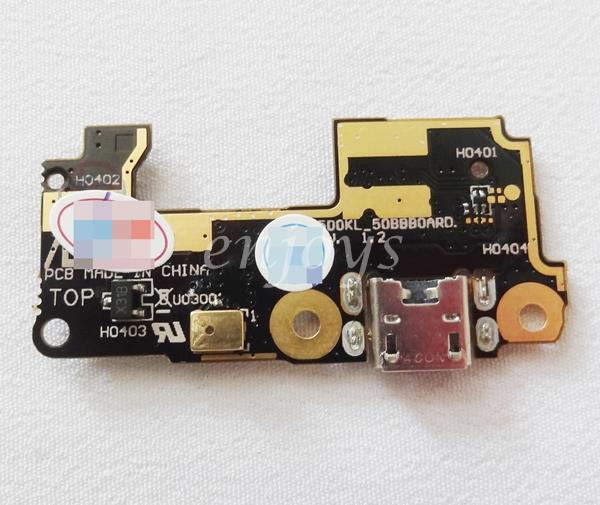 ORIGINAL Charging USB Port Board Ribbon Asus Zenfone 5 A500KL LTE ~MIC