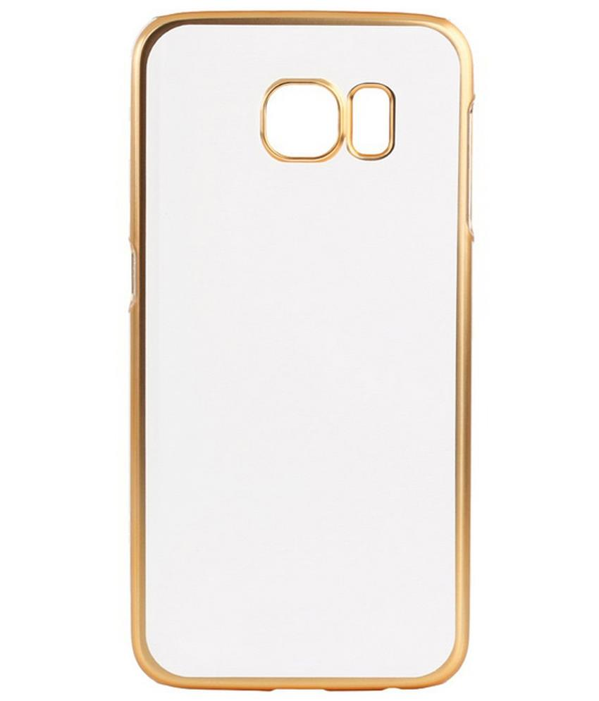 release date 1a7e6 bb2bc Original Back Clear Case Samsung Galaxy A8 2016 / A800 Gold